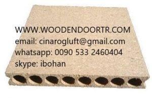 tubular chipboard