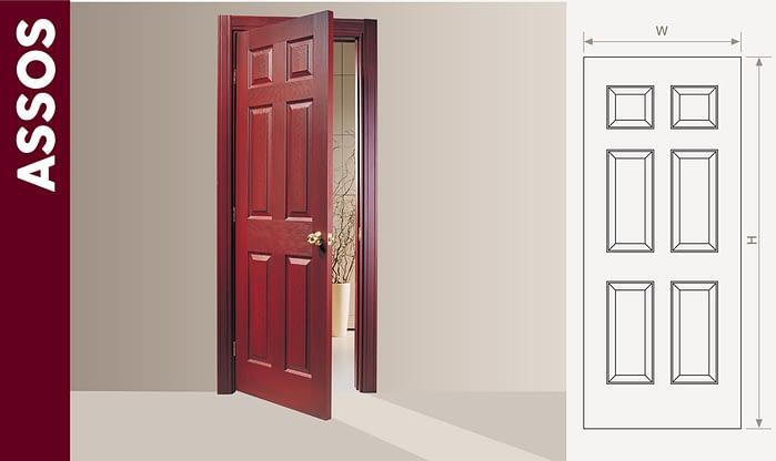 cheap interior wooden doors