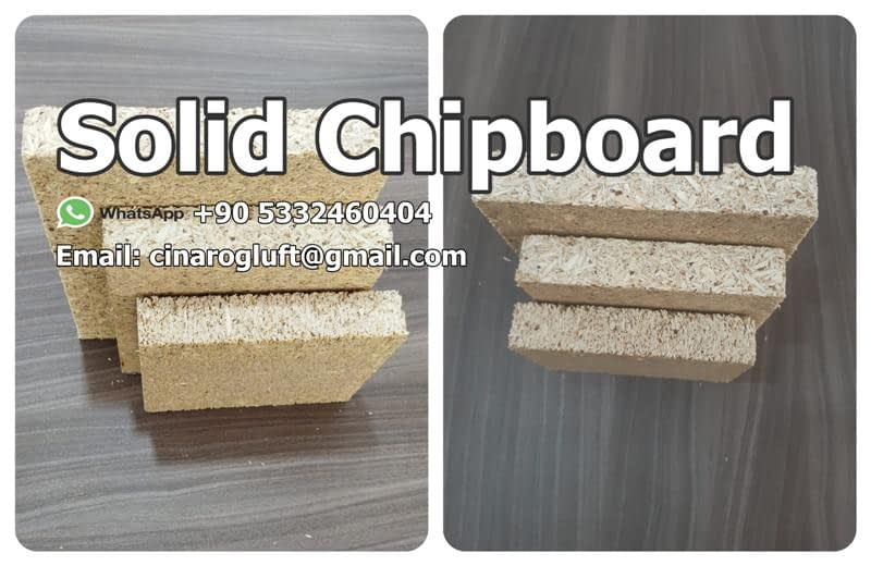 solid chipboard