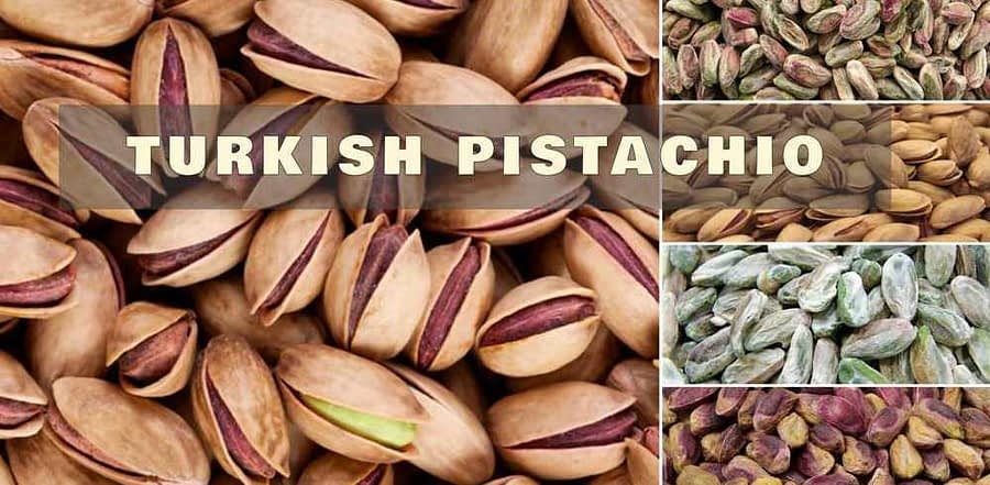 turkish antep pistachio