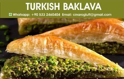turkish baklava factory