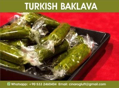 traditional turkish baklava recipe