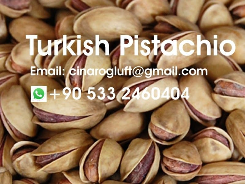turkish antep pistachio salted roasted