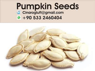 roasted seasoned pumpkin seeds