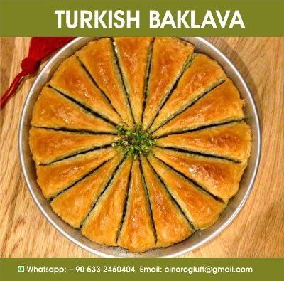 turkish baklava order online