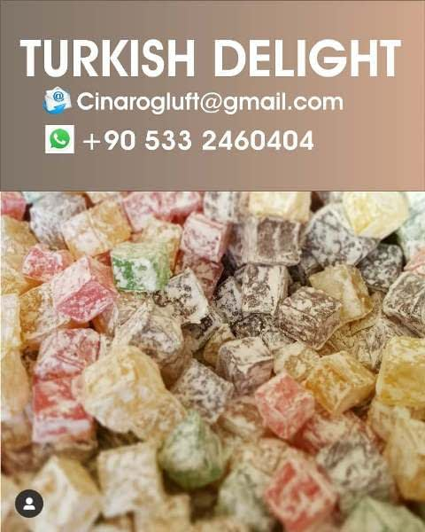 authentic turkish delight