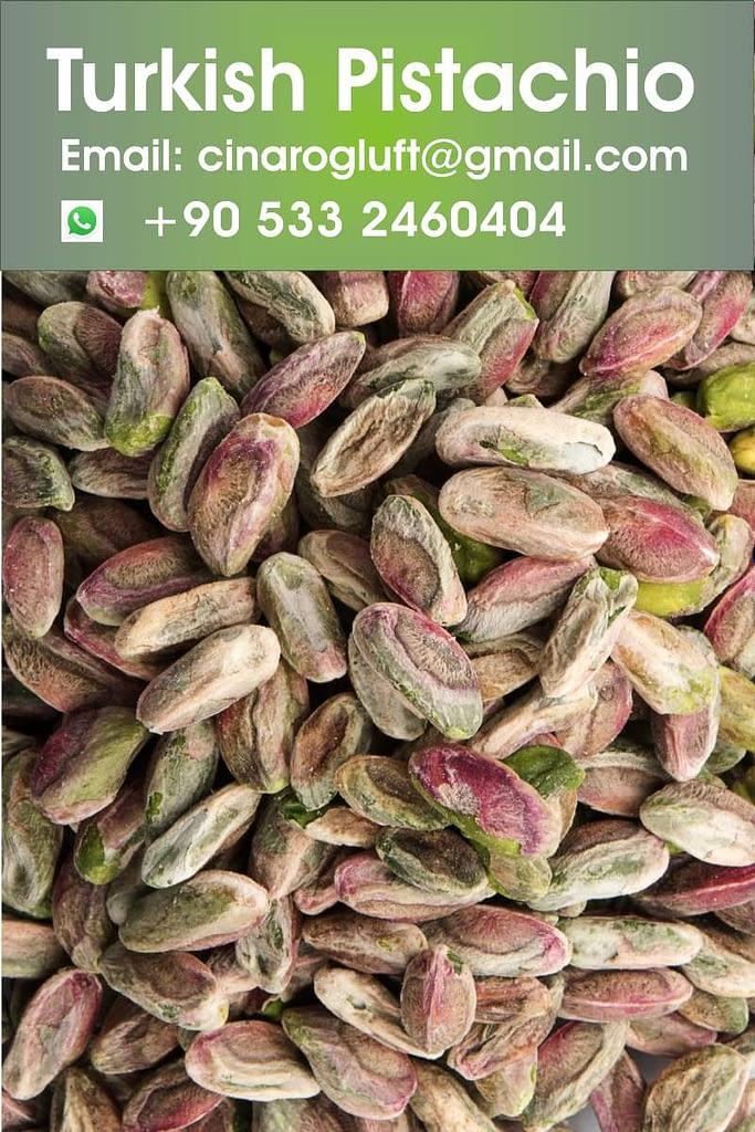 turkish pistachio kernel mawardi