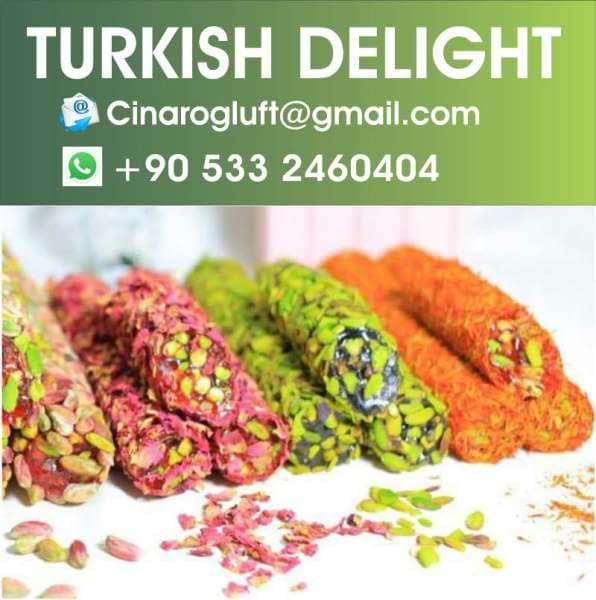 Traditional Turkish Delight