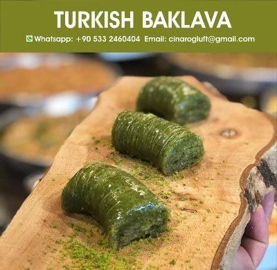 turkish baklava types