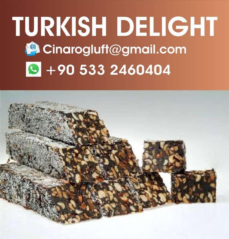 turkish delight chocolate