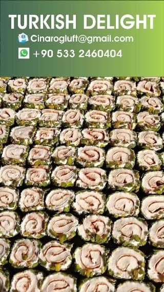 turkish delight flavors