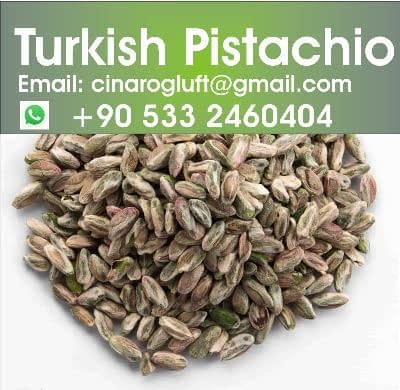 turkish antep pistachio kernel perfect green